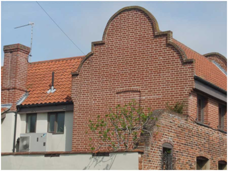Dutch Style Building